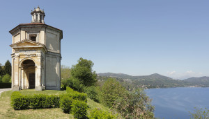 La Chiesetta di San Carlo Borromeo ad Arona sul Lago Maggiore