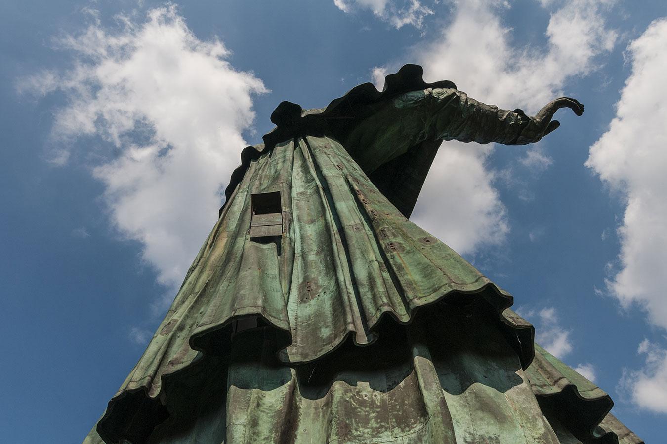 Arona, Colosso di San Carlo Borromeo