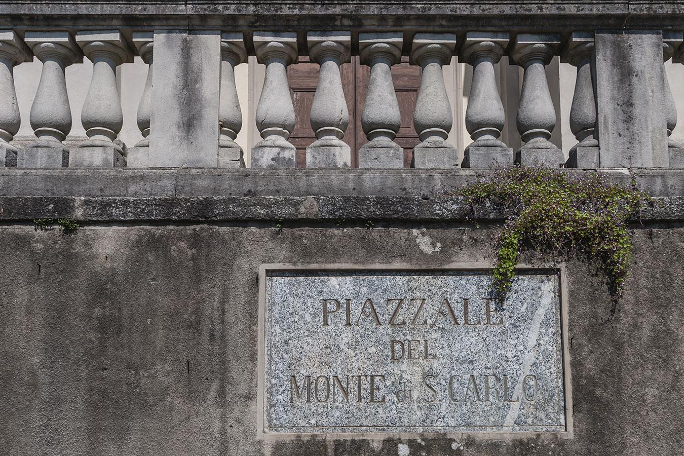 Piazzale del Monte San Carlo