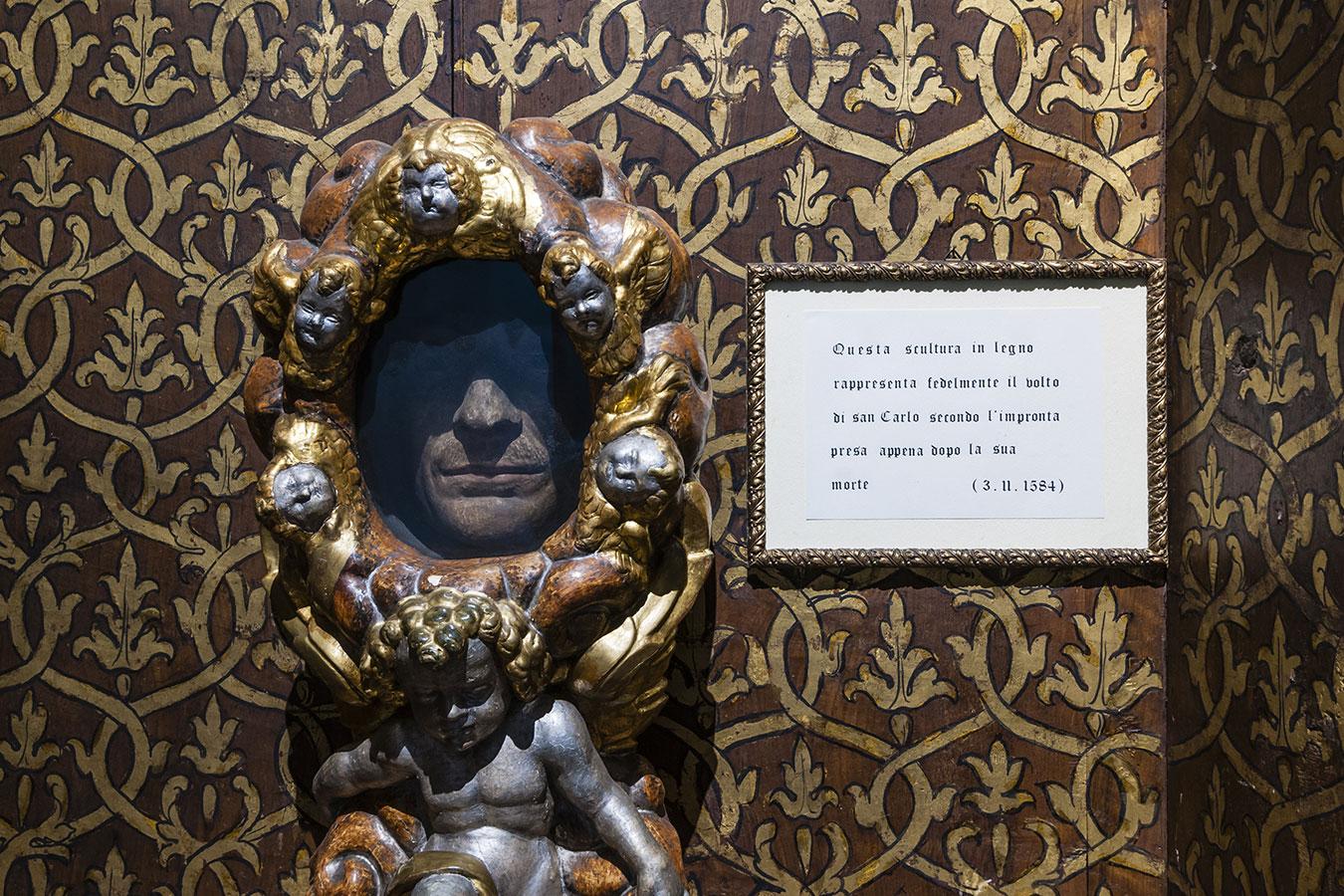 San Carlo borromeo il vero volto