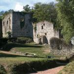 Arona - Parco della Rocca e le Vestigia dell'antica fortezza