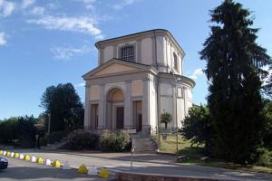 La chiesa di San Carlo ad Arona