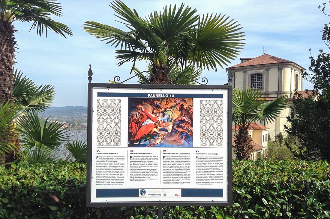 Parco e Chiesa di San Carlo Borromeo