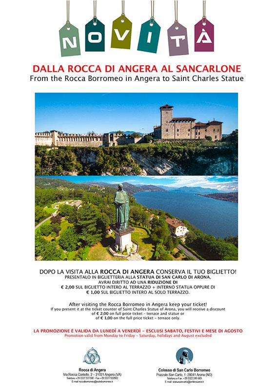 PDF Dalla Rocca di Angera al Sancarlone