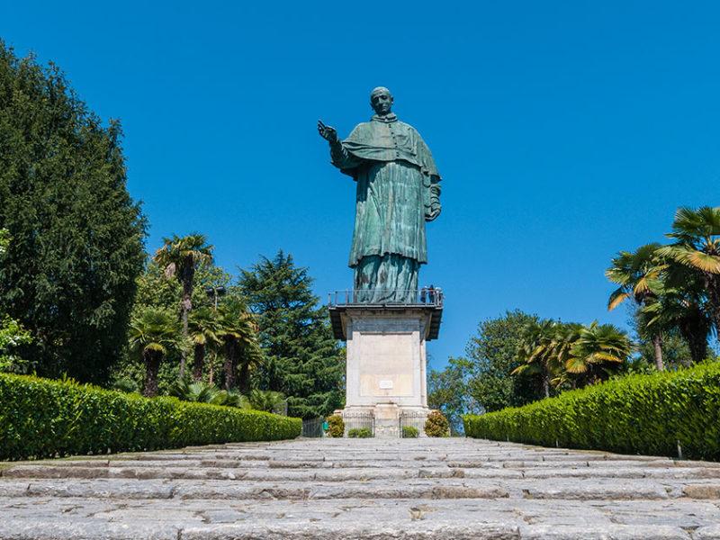 La Statua San Carlo riapre