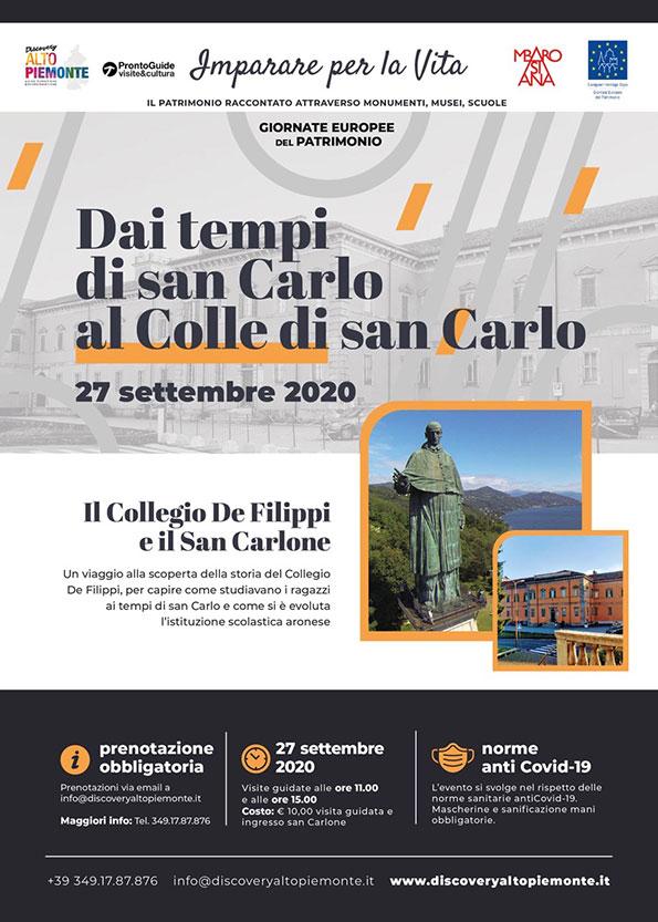 Visita il Colle di San Carlo