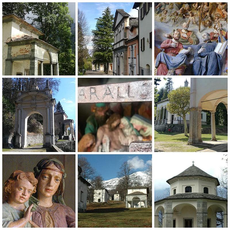Sacri Monti di Piemonte e Lombardia