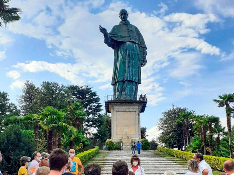 Visita alla Statua con merenda nel parco